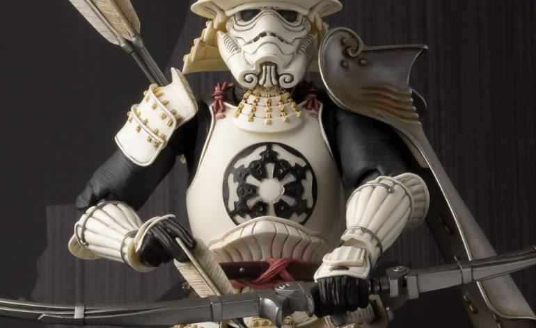 Tamashii Nations Star Wars Movie Realization Stormtrooper Archer action figure