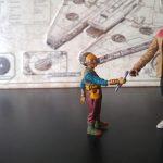 Star Wars: The Force Awakens Takodana Encounter Action Figure Set, Finn, BB8, Maz, Rey