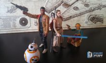 Star Wars: The Force Awakens Takodana Encounter Action Figure Set Review