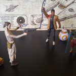 Star Wars: The Force Awakens Takodana Encounter Action Figure Set, Finn, Maz, BB8, Rey