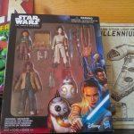 Star Wars: The Force Awakens Takodana Encounter Action Figure Set, Packaging