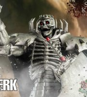 ThreeZero Sixth Scale Berserk Skull Knight Action Figure