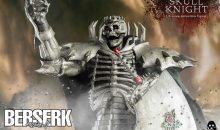 ThreeZero Unveils Ultimate Sixth Scale Berserk Skull Knight Action Figure
