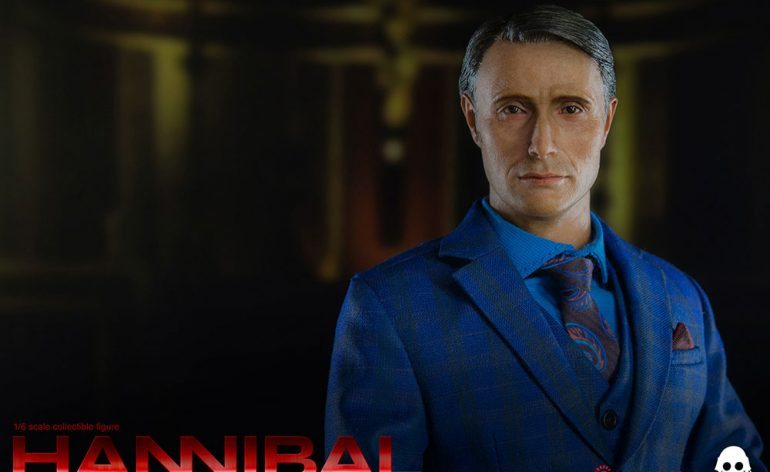 ThreeZero Sixth Scale Hannibal Lecter action figure