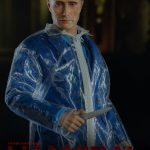 ThreeZero Sixth Scale Hannibal Lecter action figure, in kill suit