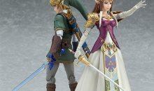 Make Way For the Incredible Figma Legend of Zelda Action Figures