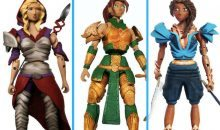 The Velara Warriors: Daughters of Light Action Figures Need Your Help