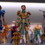Velara Warriors: Daughters of the Light action figures