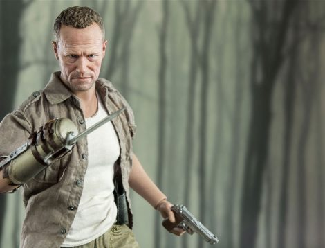 ThreeZero Sixth Scale The Walking Dead Merle Dixon action figure
