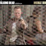 ThreeZero Sixth Scale The Walking Dead Merle Dixon action figure