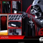 Hot Toys Sixth Scale Rogue One Darth Vader action figure, accessories