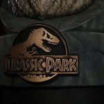 Chronicle Collectibles Life Size Jurassic Park Raptor Bust, base
