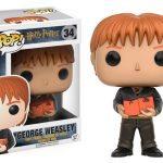Funko Harry Potter Pop figures, George Weasley