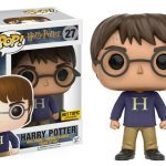 Funko Harry Potter Pop figures, Harry with Christmas Sweater