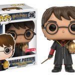 Funko Harry Potter Pop figures, Harry with Tri-Wizard robes