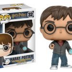 Funko Harry Potter Pop figures, Harry with Prophecy