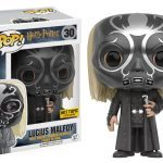 Funko Harry Potter Pop figures, Lucius Malfoy with Deatheater Mask
