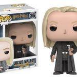 Funko Harry Potter Pop figures, Lucius Malfoy
