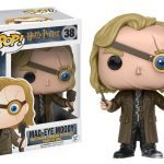 Funko Harry Potter Pop figures, Mad Eye Moody