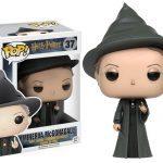 Funko Harry Potter Pop figures, Minerva McGonnagall