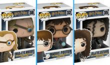Expelliamus Poppus: Funko Rolls Out New Harry Potter Pop Figures