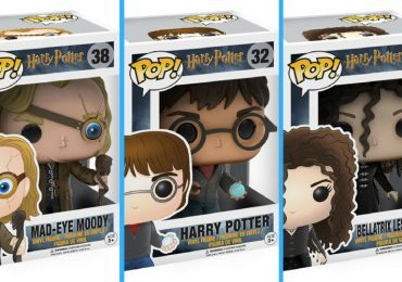 Funko Harry Potter Pop figures