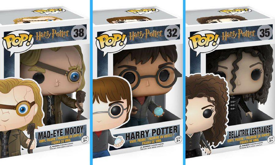 Funko Harry Potter Pop figures