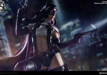 Sideshow Premium Format Huntress statue