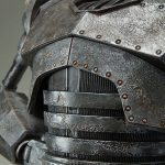 Sideshow Collectibles Iron Giant Maquette, chest detail