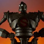 Sideshow Collectibles Iron Giant Maquette, exclusive version with S