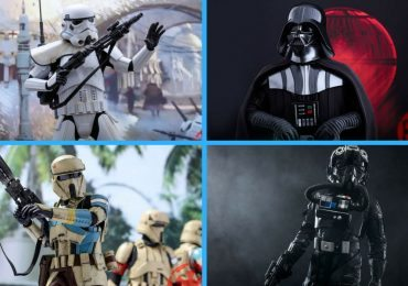 Sixth Scale Imperial Rogue One action figures