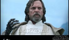 Hot Toys Unveils Star Wars: The Force Awakens Sixth Scale Luke Skywalker