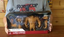 Review: Bullock, Talia, Clayface Figures from the Batman Animated Series