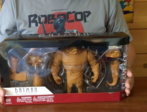 Batman: Animated Series action figures - Clayface