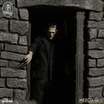 Mezco Toyz One:12 Collective Frankenstein's Monster Action Figure with Doorway Diorama