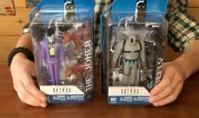 New Batman Adventures Action Figures Review: Firefly, Joker, Anti Fire-Suit Batman