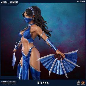 PCS Toys Mortal Kombat Kitana statue