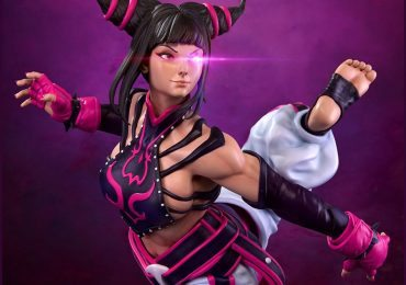 Quarter Scale Pop Culture Shock Street Fighter IV Juri Statue