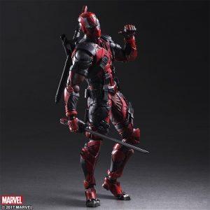 Play Arts Kai Deadpool action figure