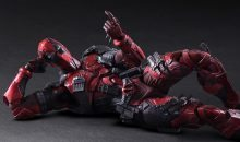 The Plays Arts Kai Deadpool Action Figure Is Up For Pre-order