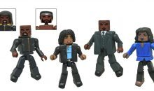 Diamond Select Toys Adds a Luke Cage Minimates Marvel Series