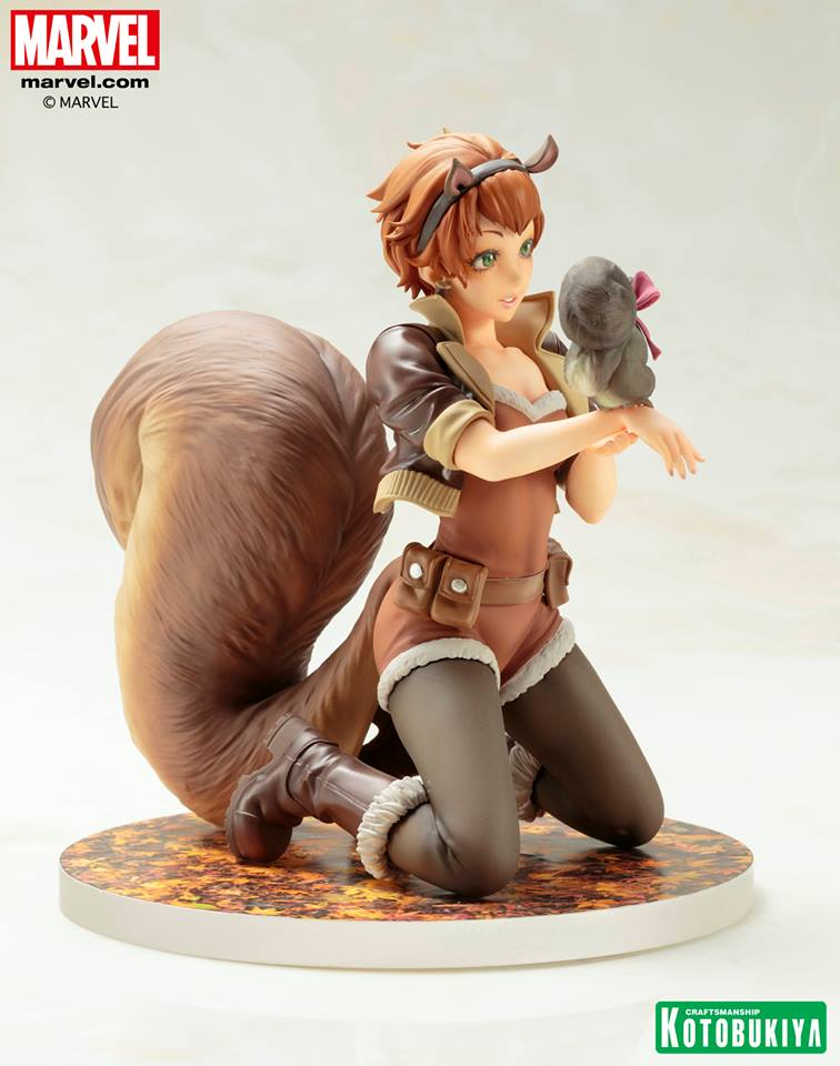 Kotobukiya Squirrel Girl bishoujo statue