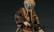 Star Wars Bounty Hunter Zuckuss Gets an Amazing Sixth Scale Figure