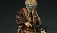 Star Wars Bounty Hunter Zuckuss Gets an Amazing Sixth Scale Figure