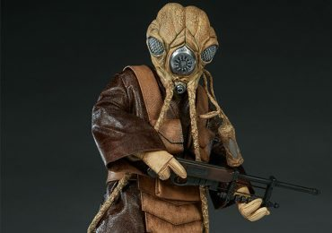 Sideshow Collectibles Sixth Scale Star Wars Zuckuss action figure
