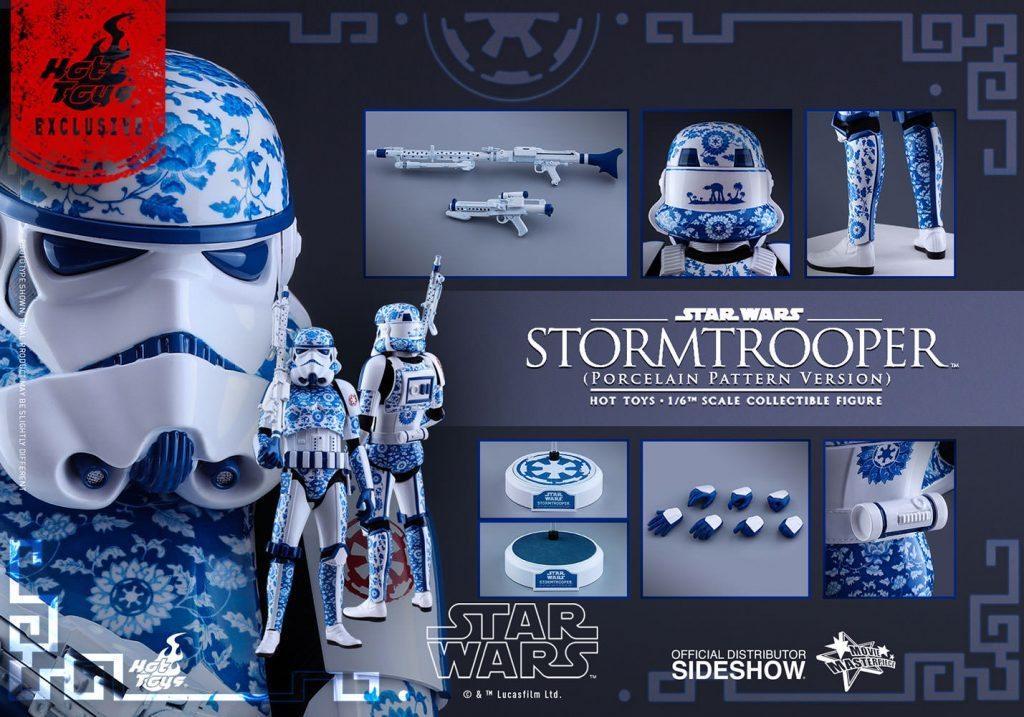 stormtrooper porcelain pattern