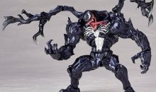 The Revoltech Venom Is Both the Action Figure We Need and Deserve