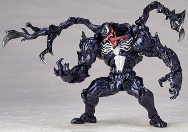 Marvel Revoltech Venom Action Figure