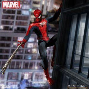 Mezco One:12 Collective Spider-Man action figure