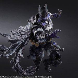 Square Enix Play Arts Kai Rogue's Gallery Mr Freeze Batman Action Figure